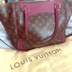 Louis Vuitton Estrela NM monogrammed